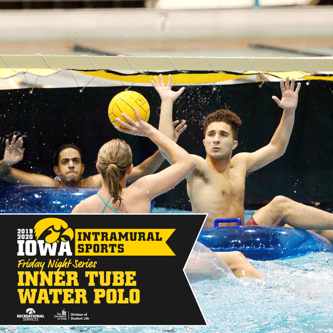 Inner Tube Water Polo- Intramural Sports Friday Night Series