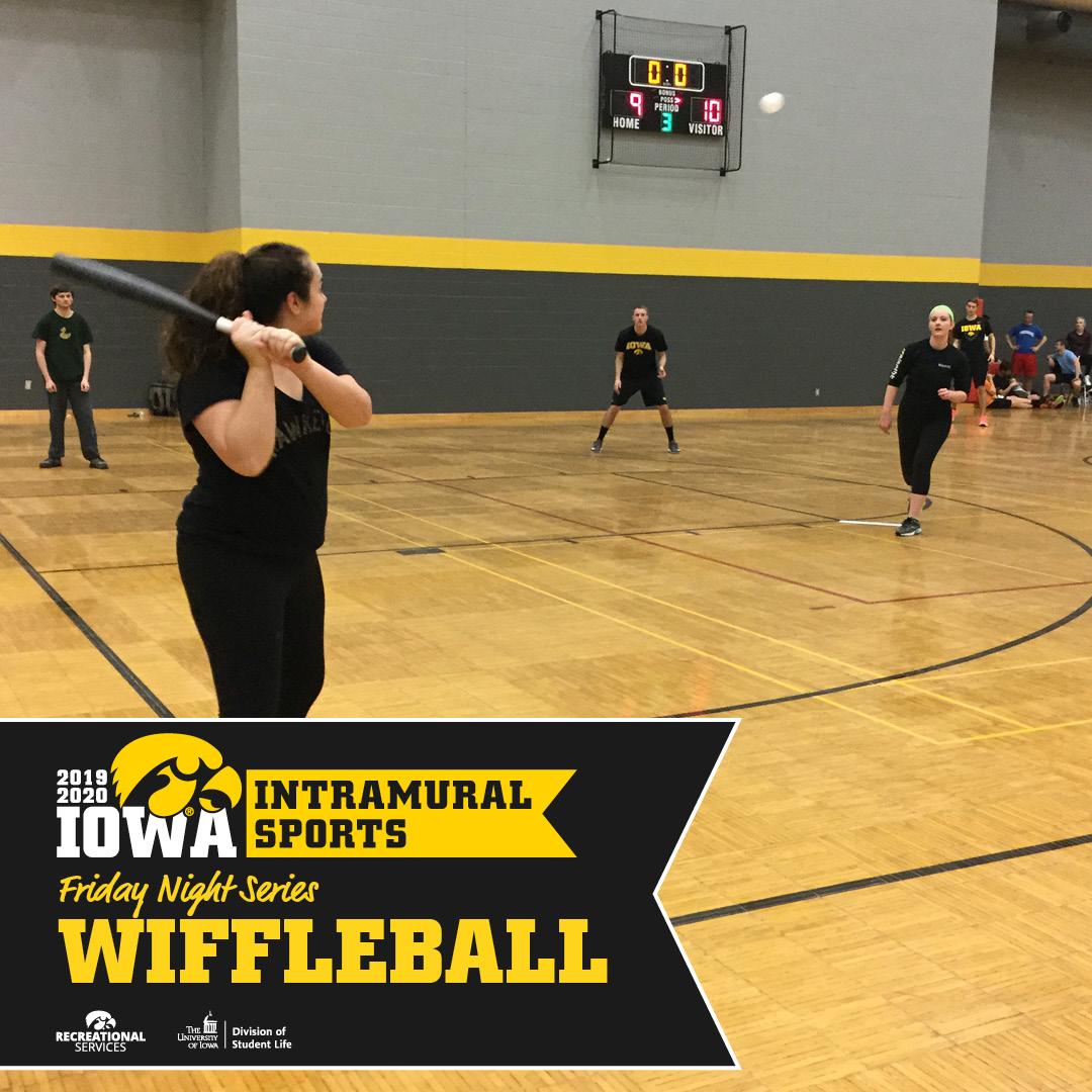 Wiffleball- Intramural Sports Friday Night Series: