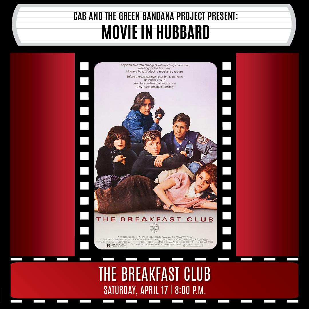 Movie in Hubbard