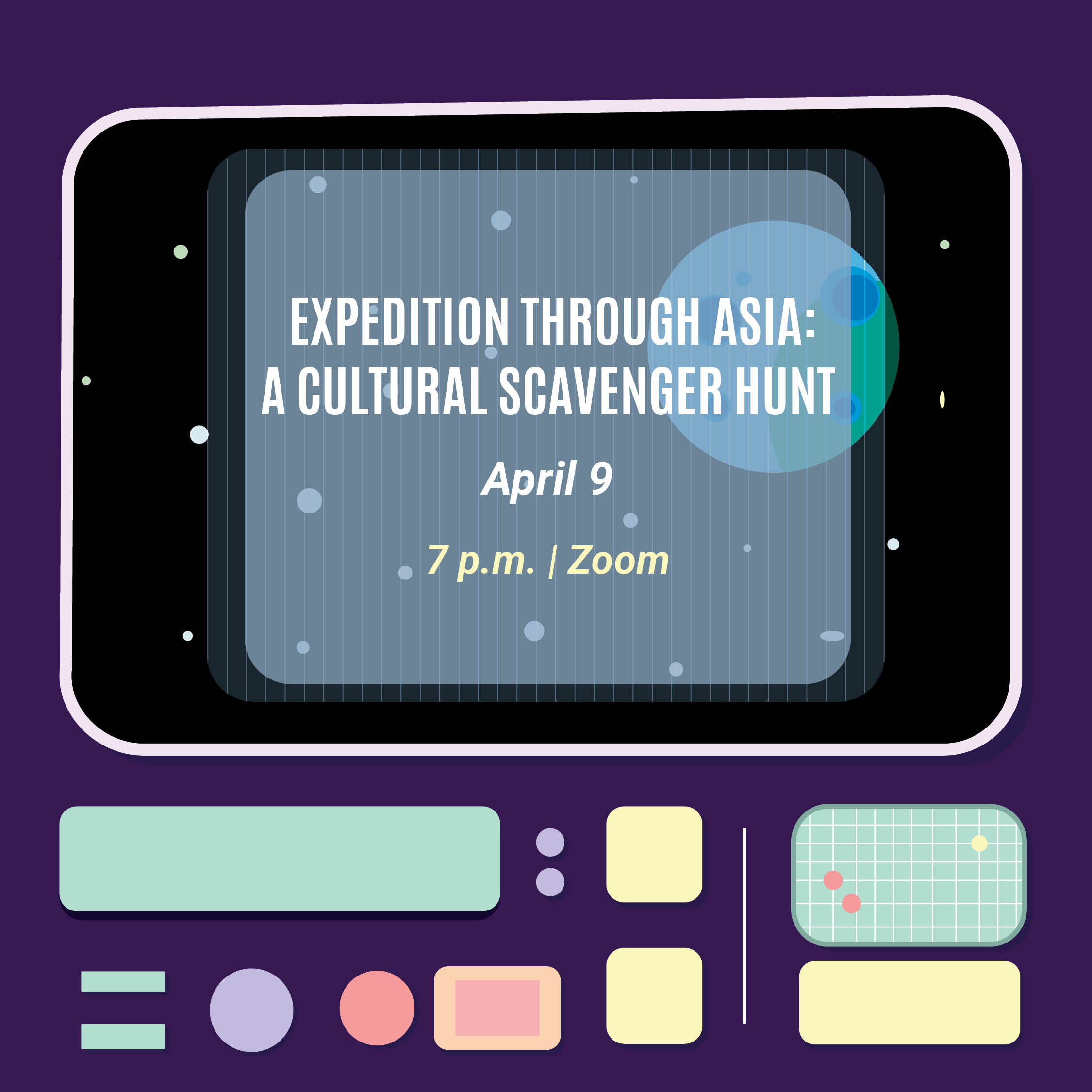 Expedition Through Asia: A Cultural Scavenger Hunt