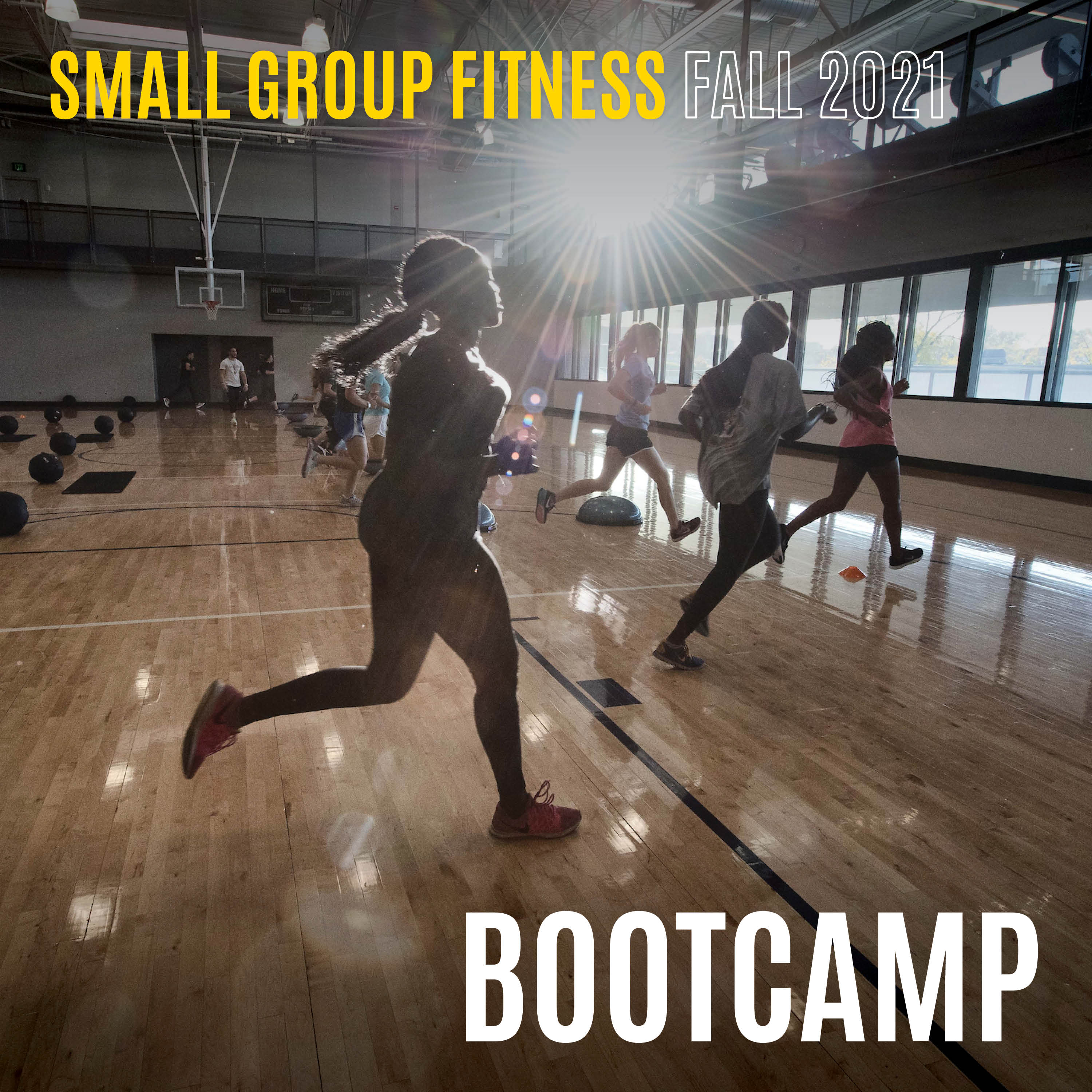 Small group training Fall 2021 Bootcamp
