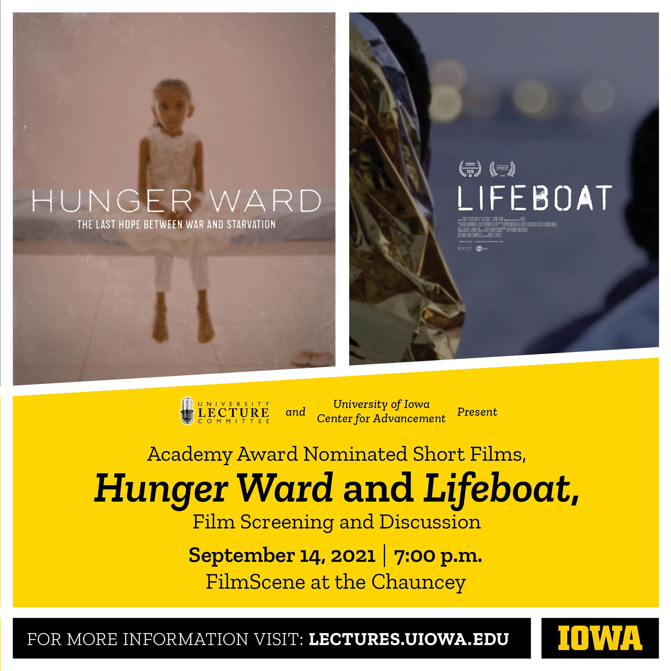 Hunger Ward and Lifeboat