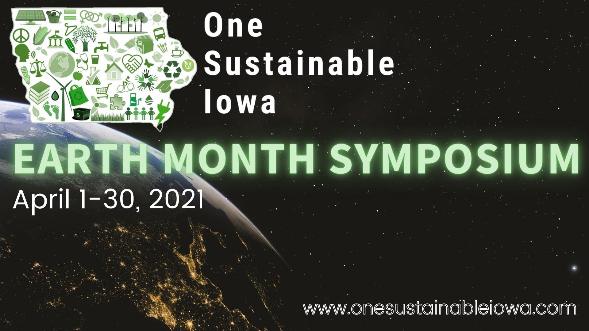 One Sustainable Iowa Symposium