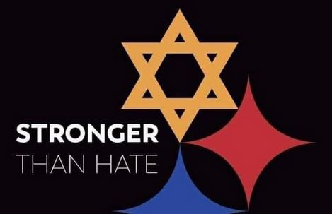 Stronger than Hate image