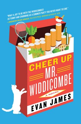 Cheer Up, Mr. Widdicombe book cover