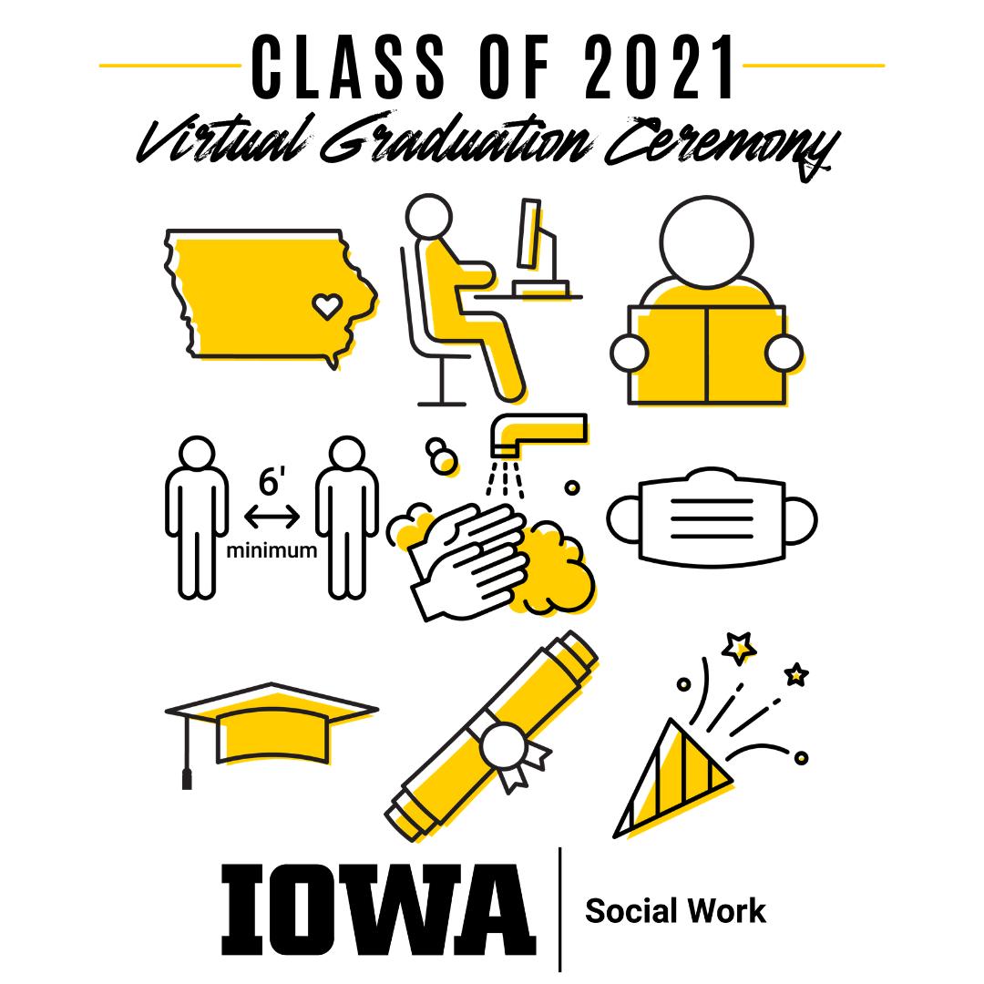 class of 2021 virtual graduation ceremony