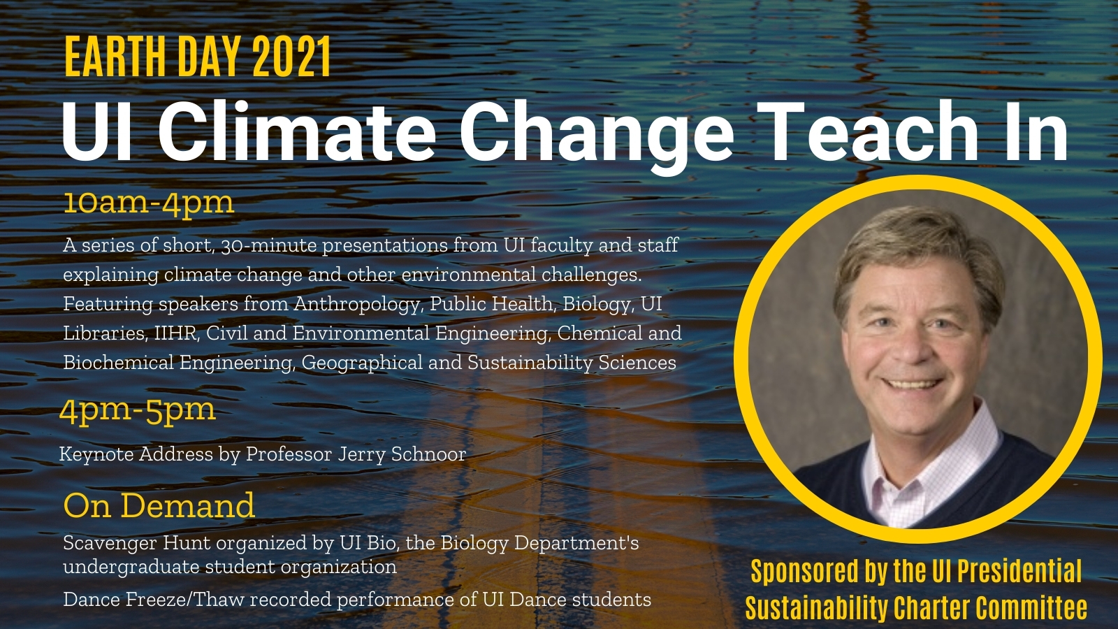 Climate Change Teach In