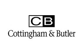 Cottingham & Butler logo