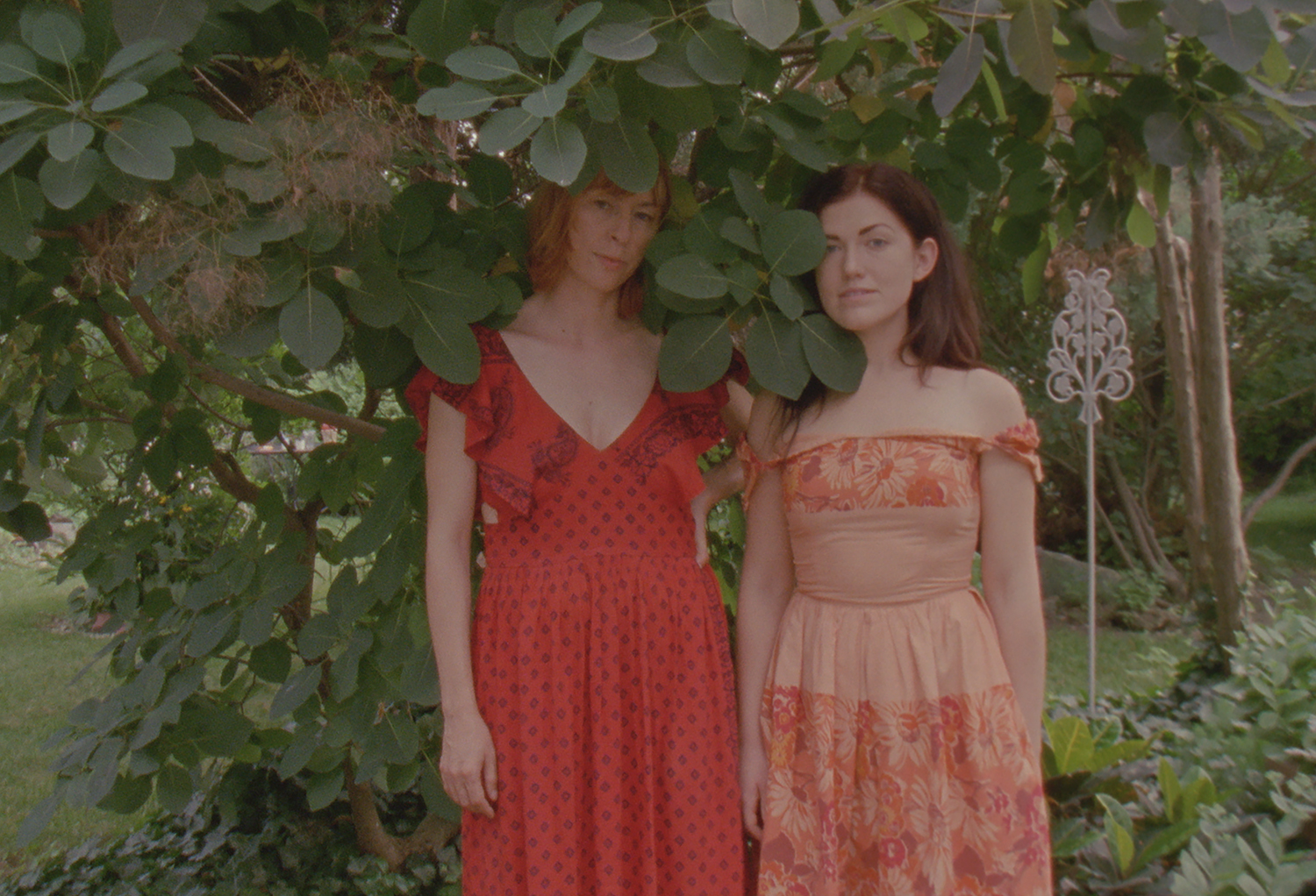 Selma Banich and Penelope Hearne in Creature Companion, 2018, Directed by Melika Bass.