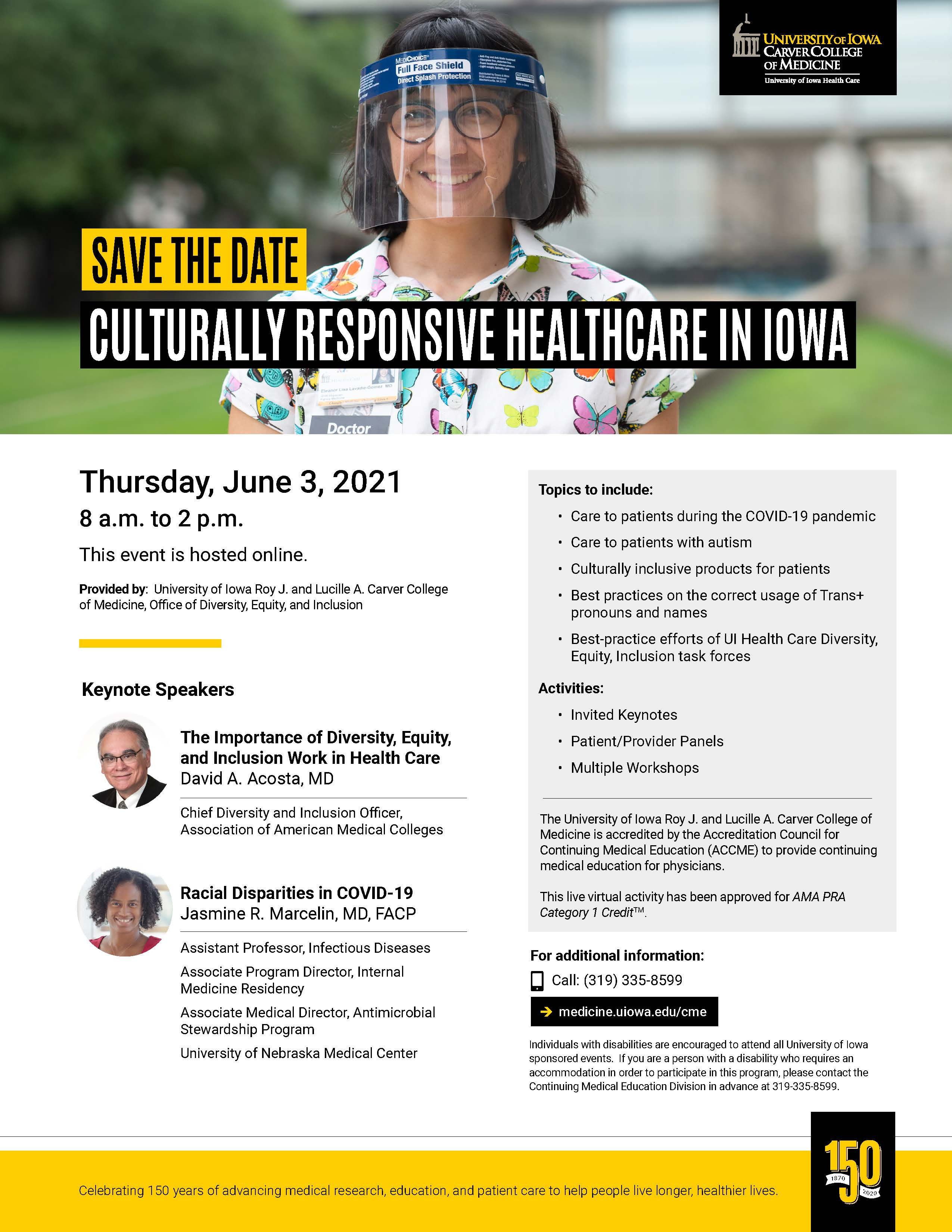 Culturally Responsive Health Care in Iowa promotional image