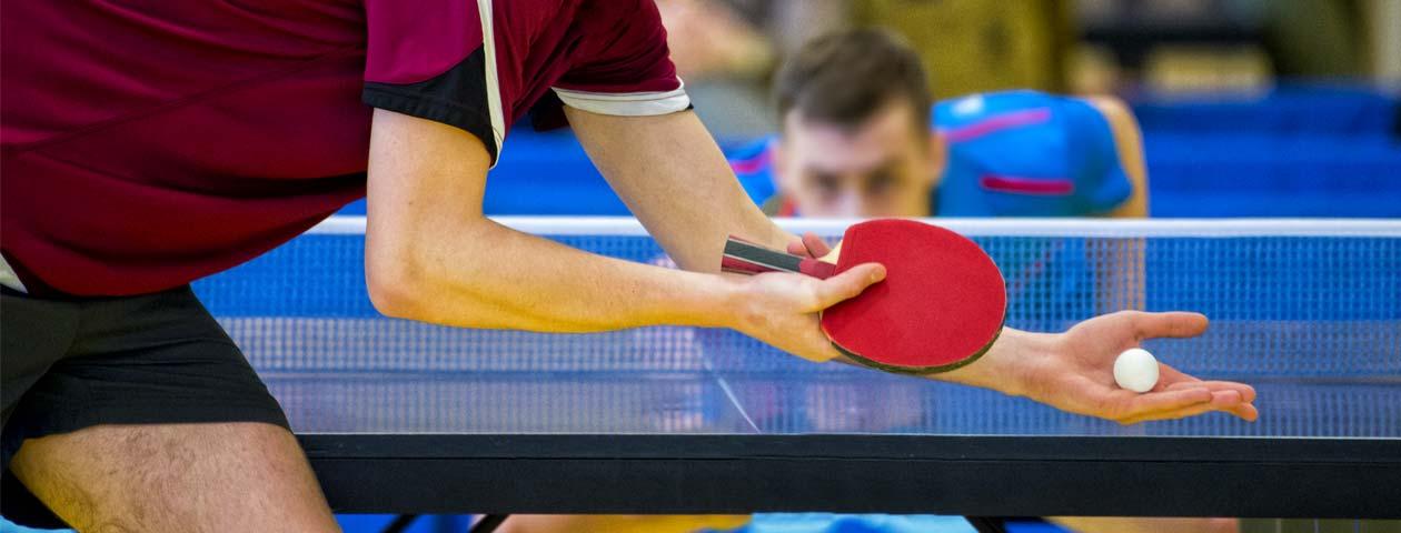 Intramural Table Tennis Registration