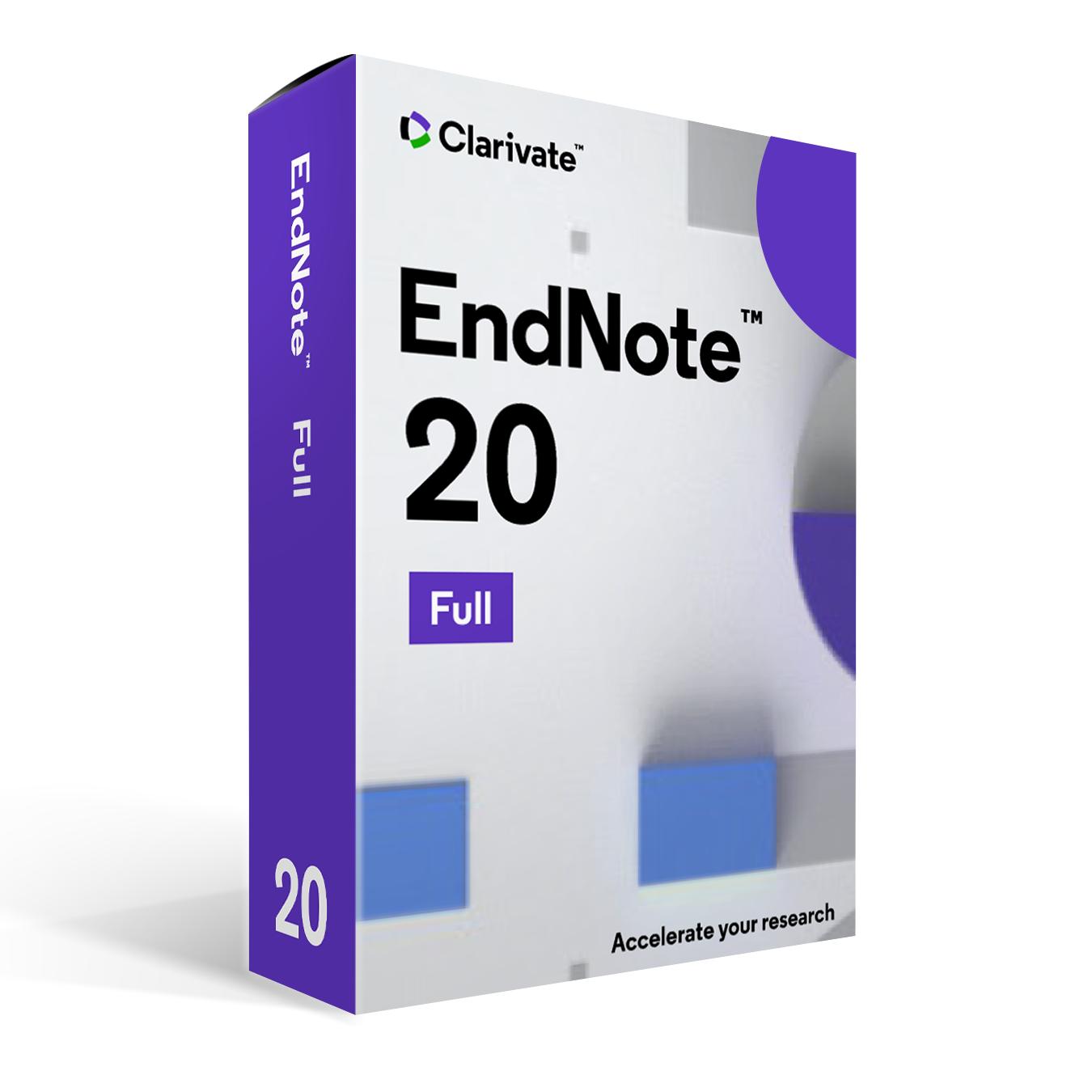 Hardin Open Workshops - EndNote Desktop ZOOM promotional image