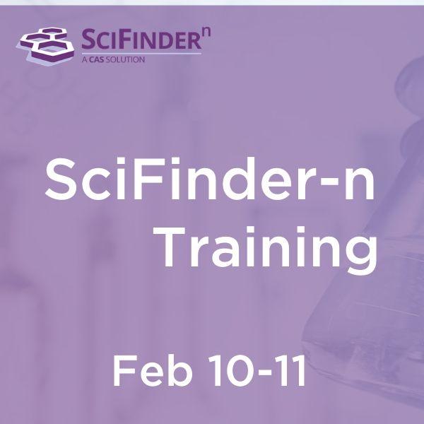 SciFinder-n training