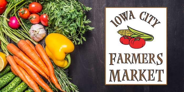 iowa city farmer's market