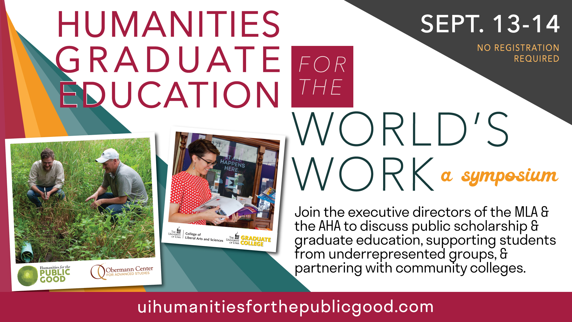 Humanities Graduate Education for the World's Work: A Symposium