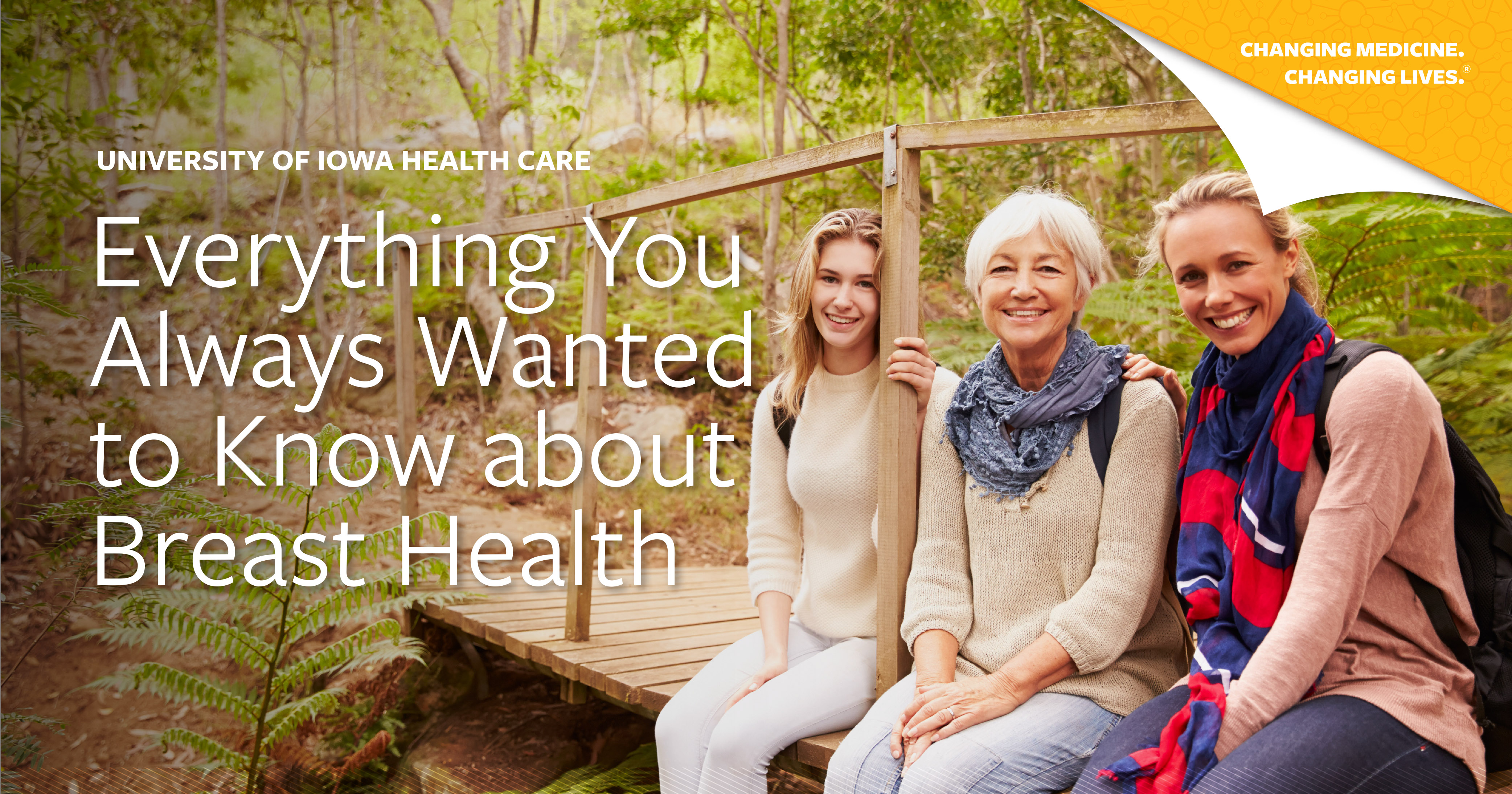 Community Health Seminar: Everything You Always Wanted to Know about Breast Health promotional image