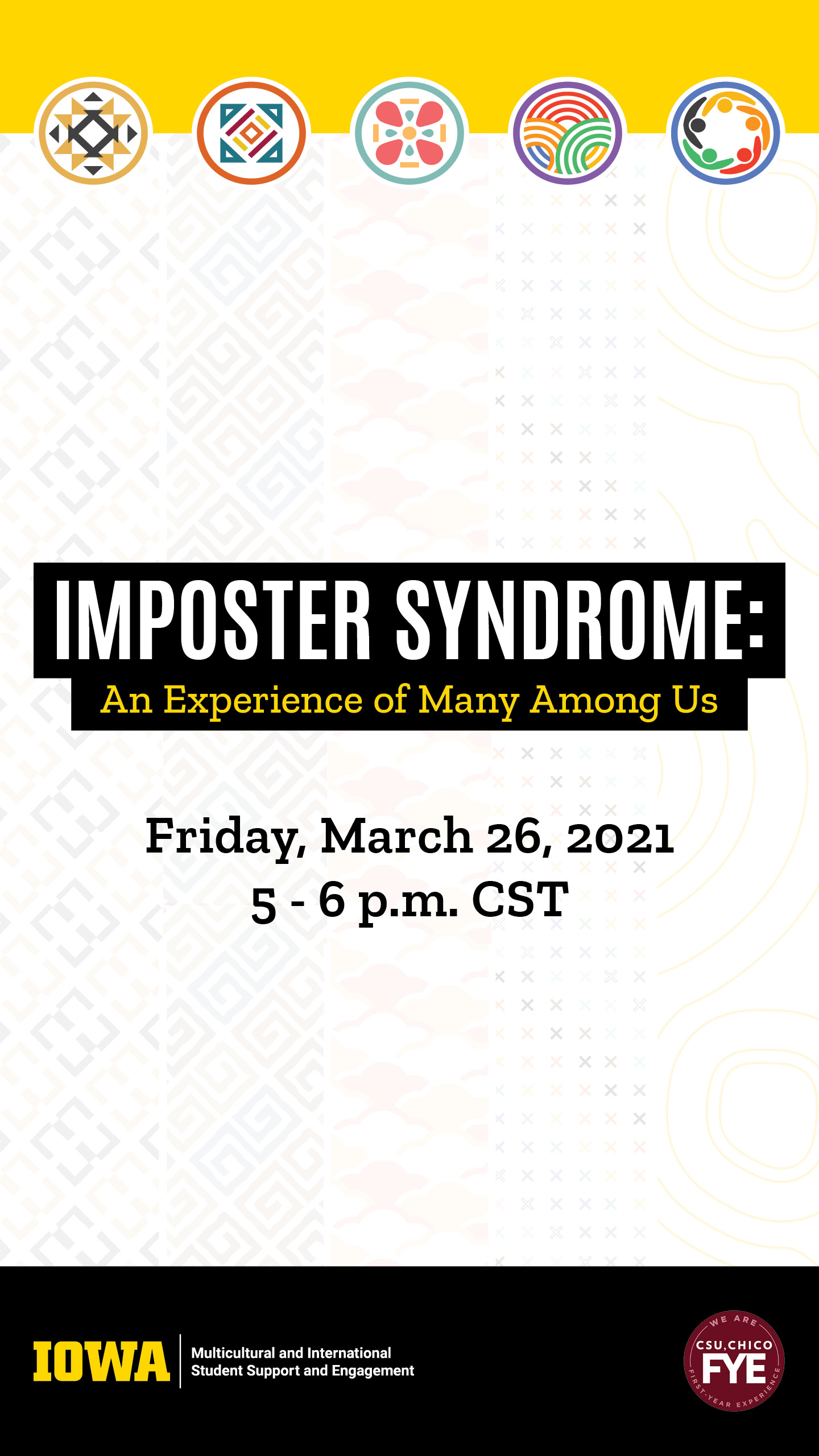 Imposter Syndrome: An Experience of Many Among Us