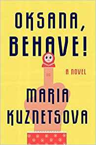 Oksana Behave! book cover