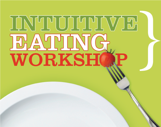 intuitive eating workshop