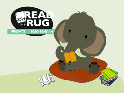 Read on the Rug logo