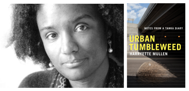 Harryette Mullen and book cover
