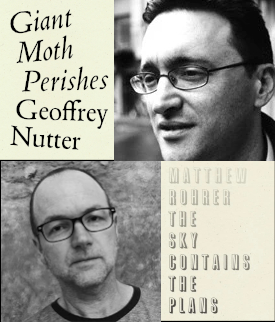 Geoffrey Nutter and Matthew Rohrer
