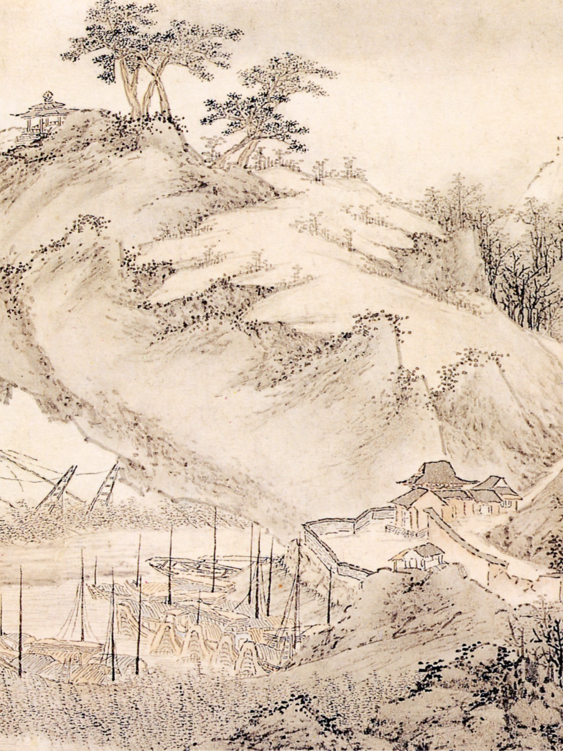 """""""Painting Memories: Images of Remembrance in Seventeenth-Century Nanjing"""""""