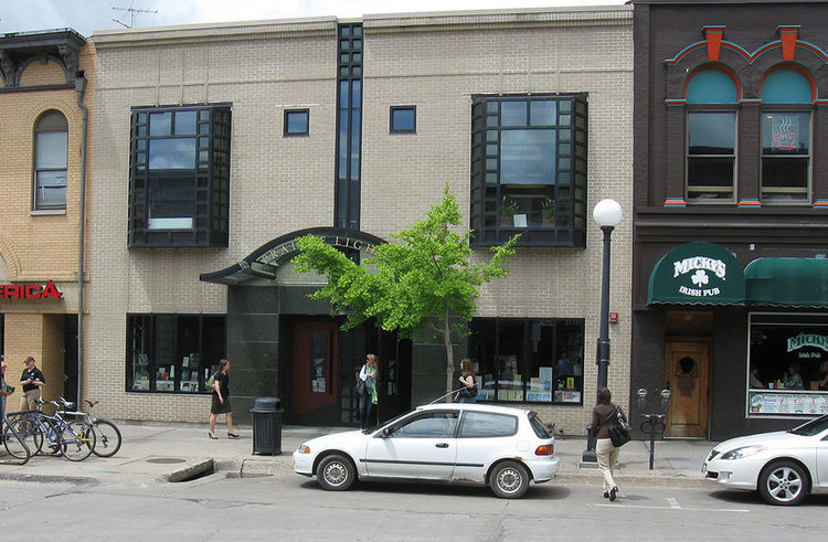 Prairie Lights Bookstore