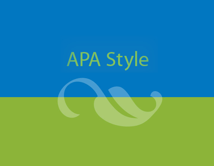 hardin open workshops apa style introduction to american psychological association style