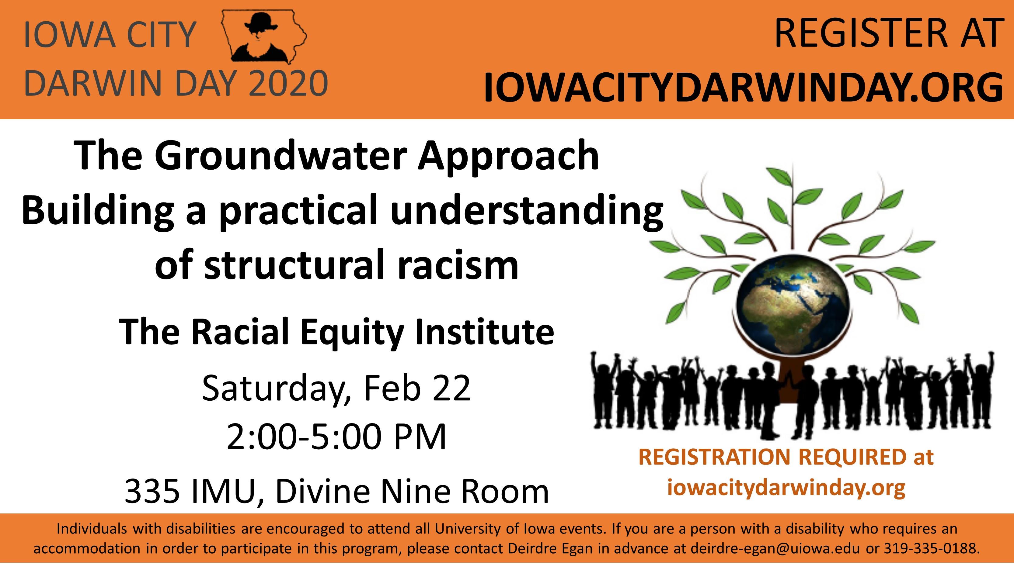 Racial Equity Institute Workshop