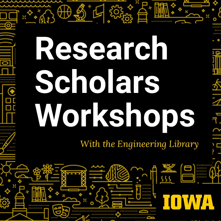 Research Scholars Workshop image
