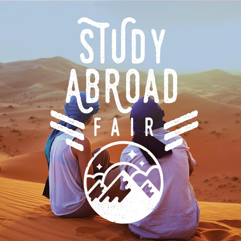 Study Abroad Fair Tuesday September 17