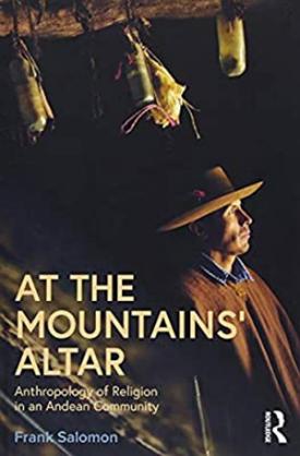 Book cover, Frank Salomon