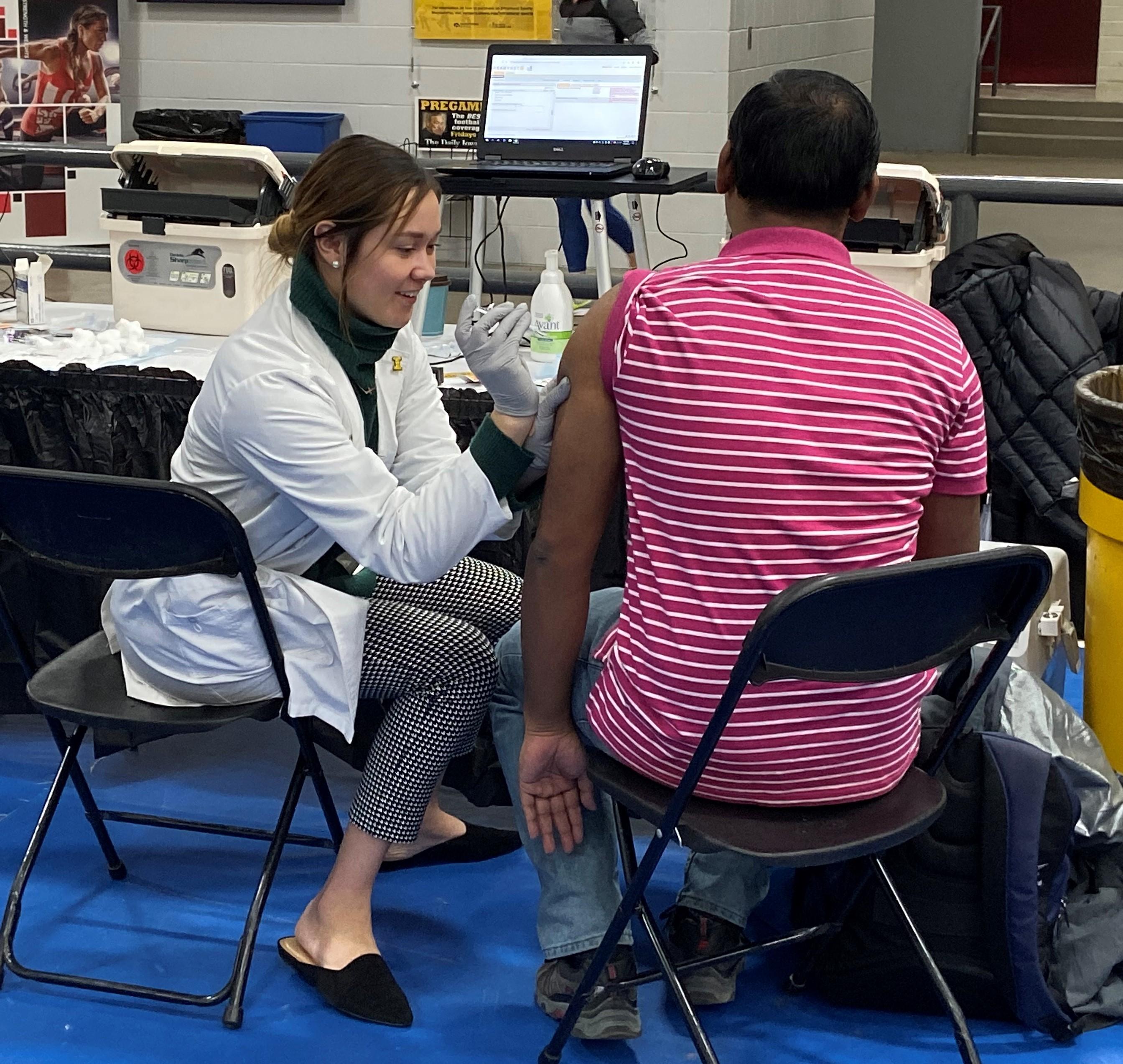 APhA-ASP Flu Shot Clinic