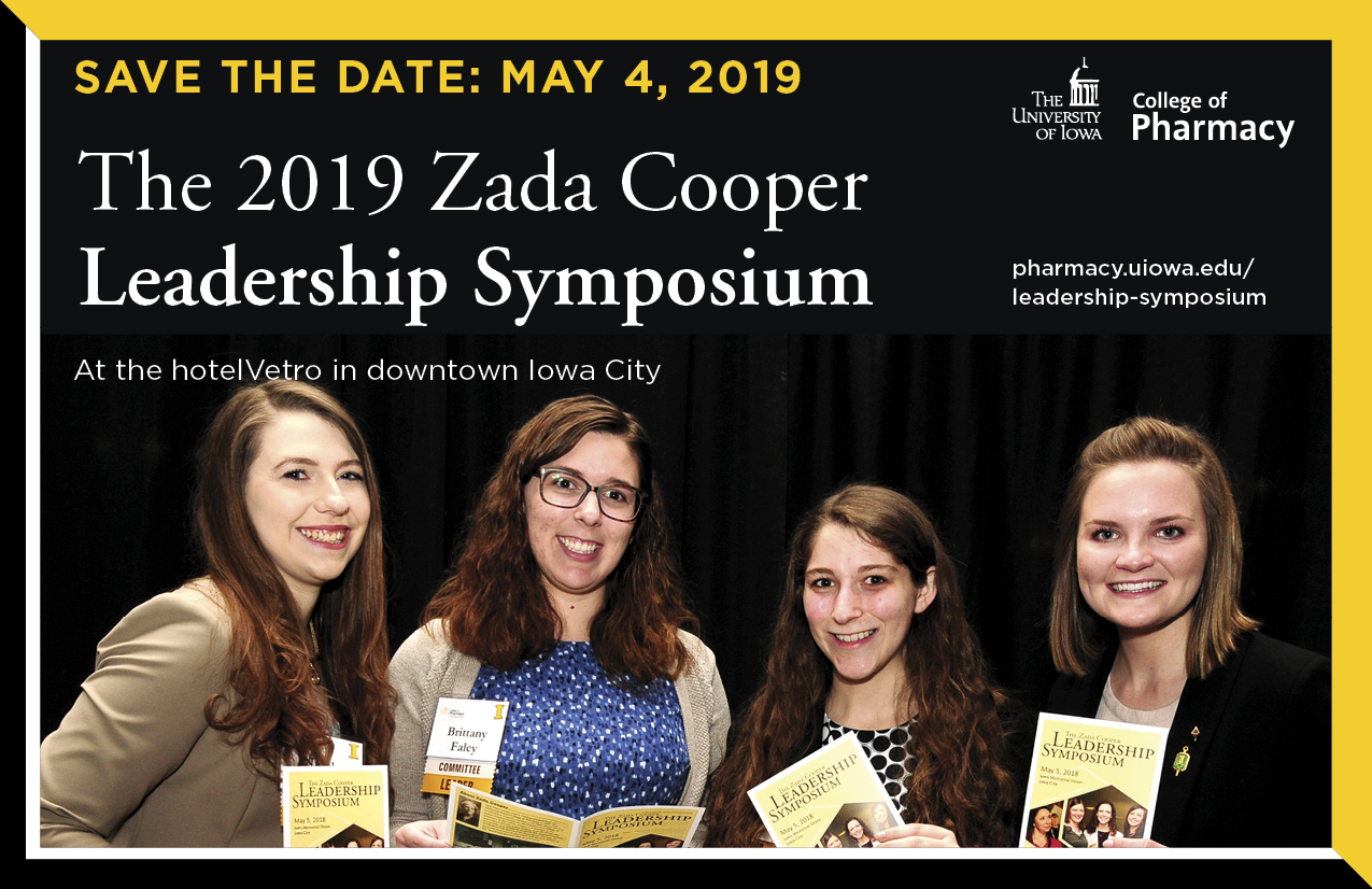 Zada Cooper Leadership Symposium