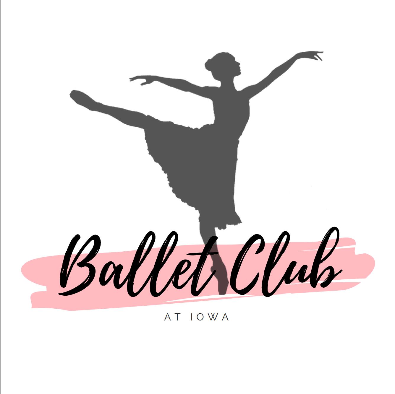 Ballet Club at Iowa logo