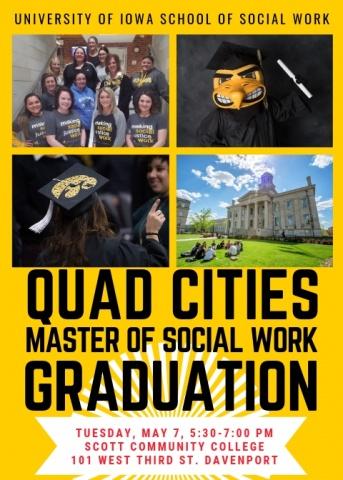 2019 graduation invite front
