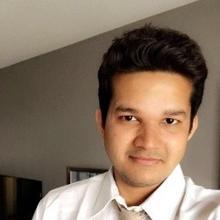 Dhruv Vyas - from LinkedIn