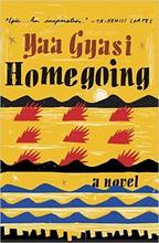 Homegoing book jacket