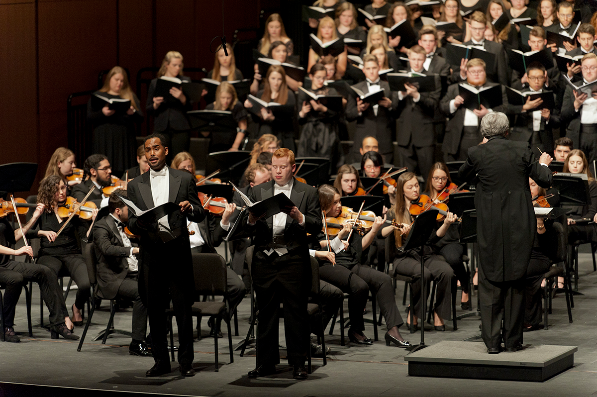 UI Symphony Orchestra and Choirs