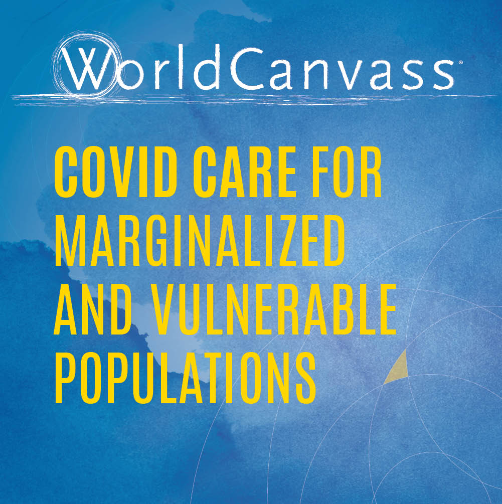 WorldCanvass program on March 16