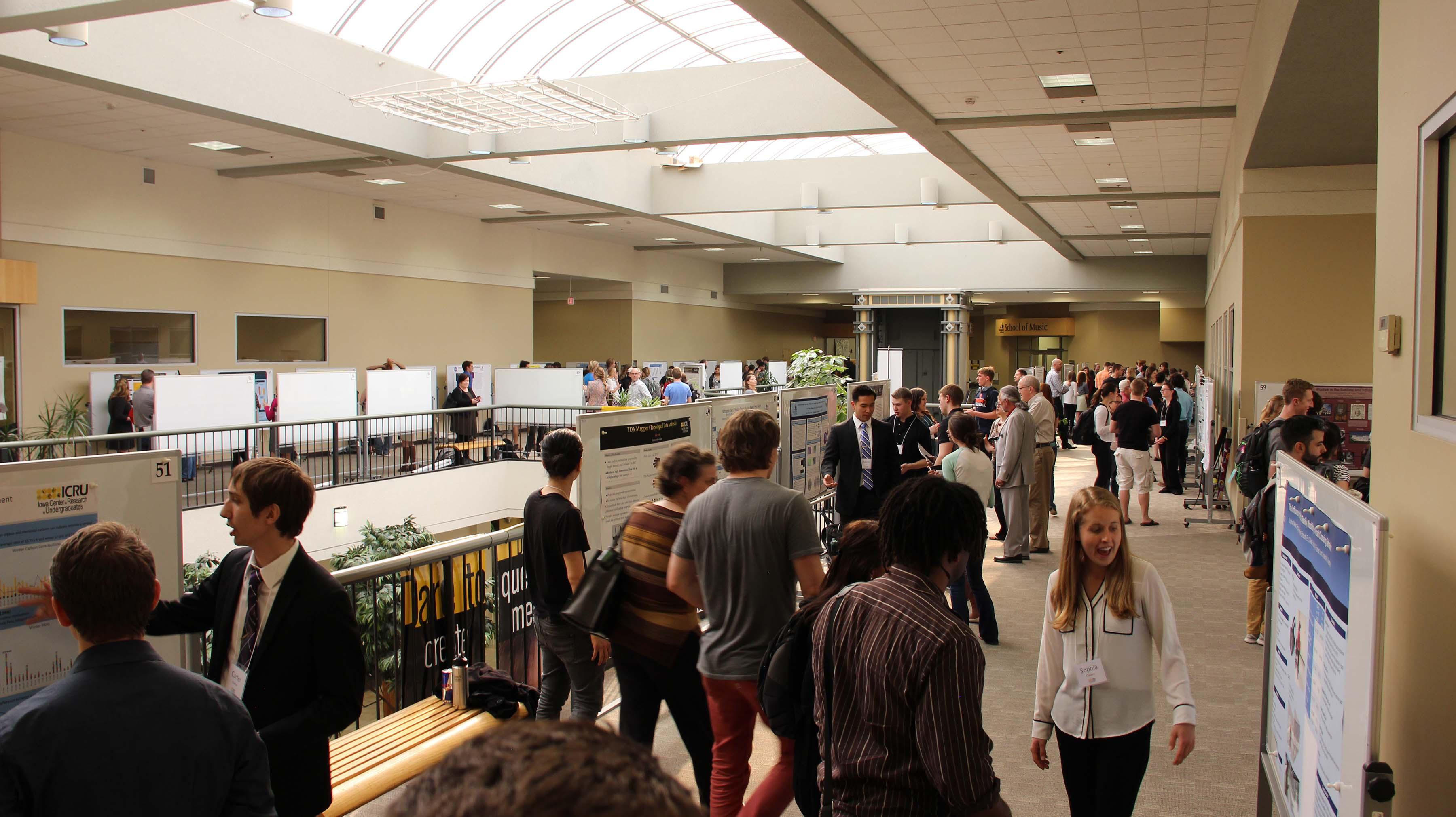 15th Annual Spring Undergraduate Research Festival